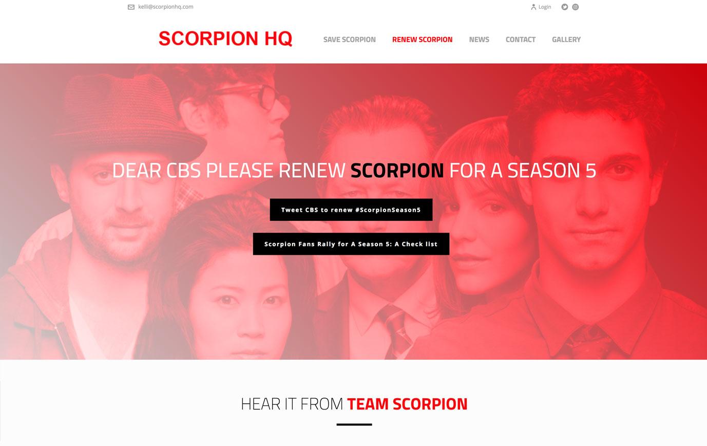 scorpion hq